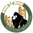 King Cong Brewing Co Logo